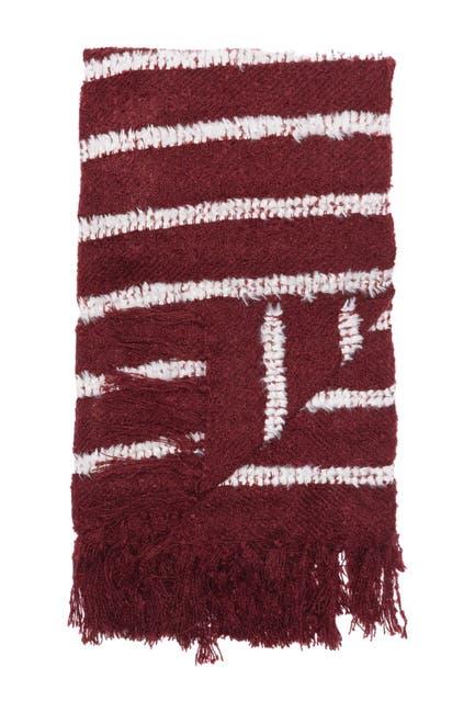 Image of Nordstrom Rack Plush Stripe Throw