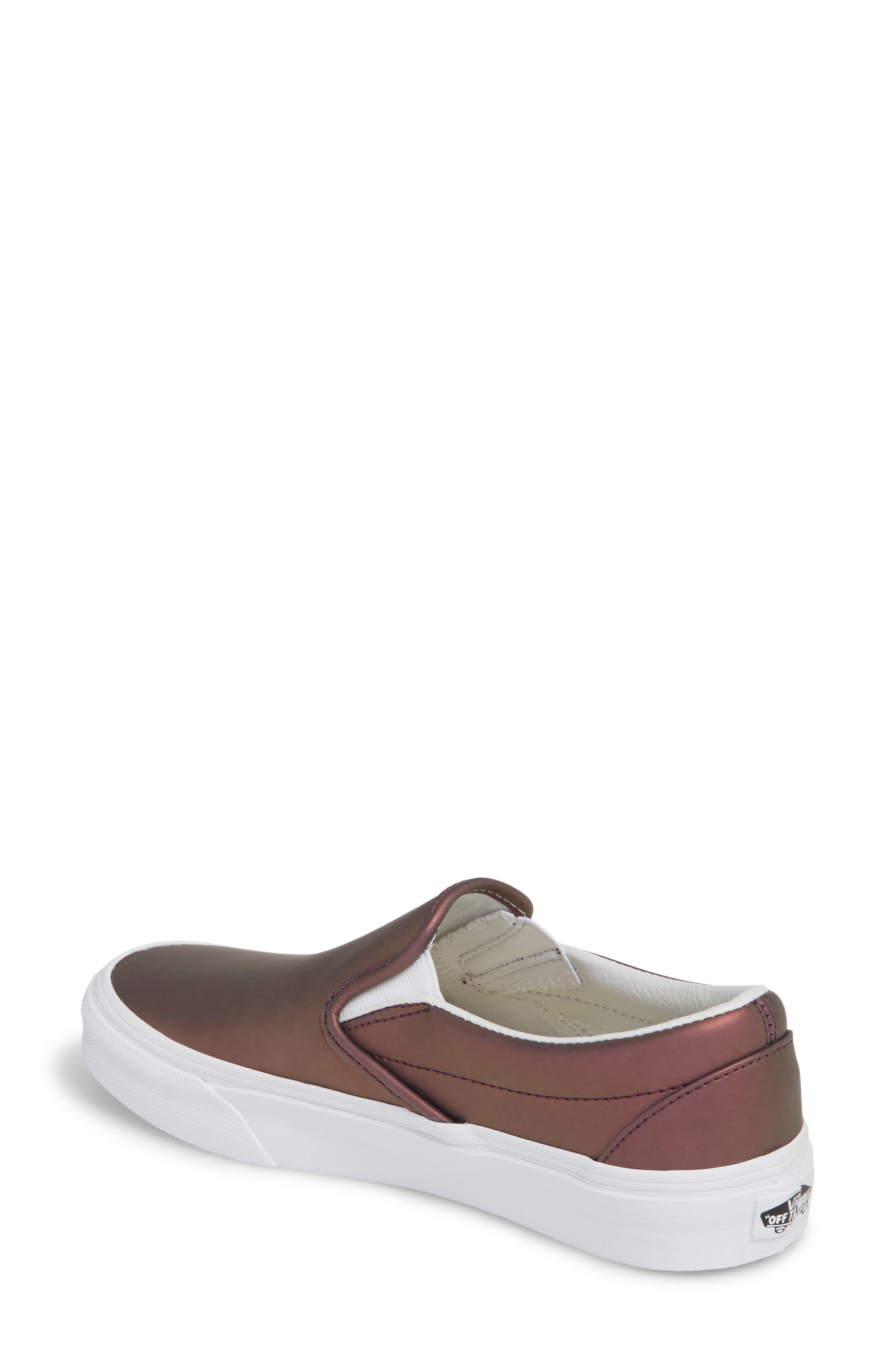 ,                             Classic Slip-On Sneaker,                             Alternate thumbnail 184, color,                             610