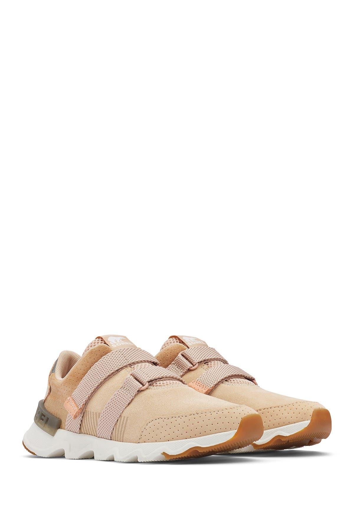 Sorel NEW Roaming Buckle White Slide Rubber Sole Comfort Sandal Many Sizes $100