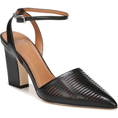 Sarto By Franco Sarto Starla Ankle Strap Pump, Black
