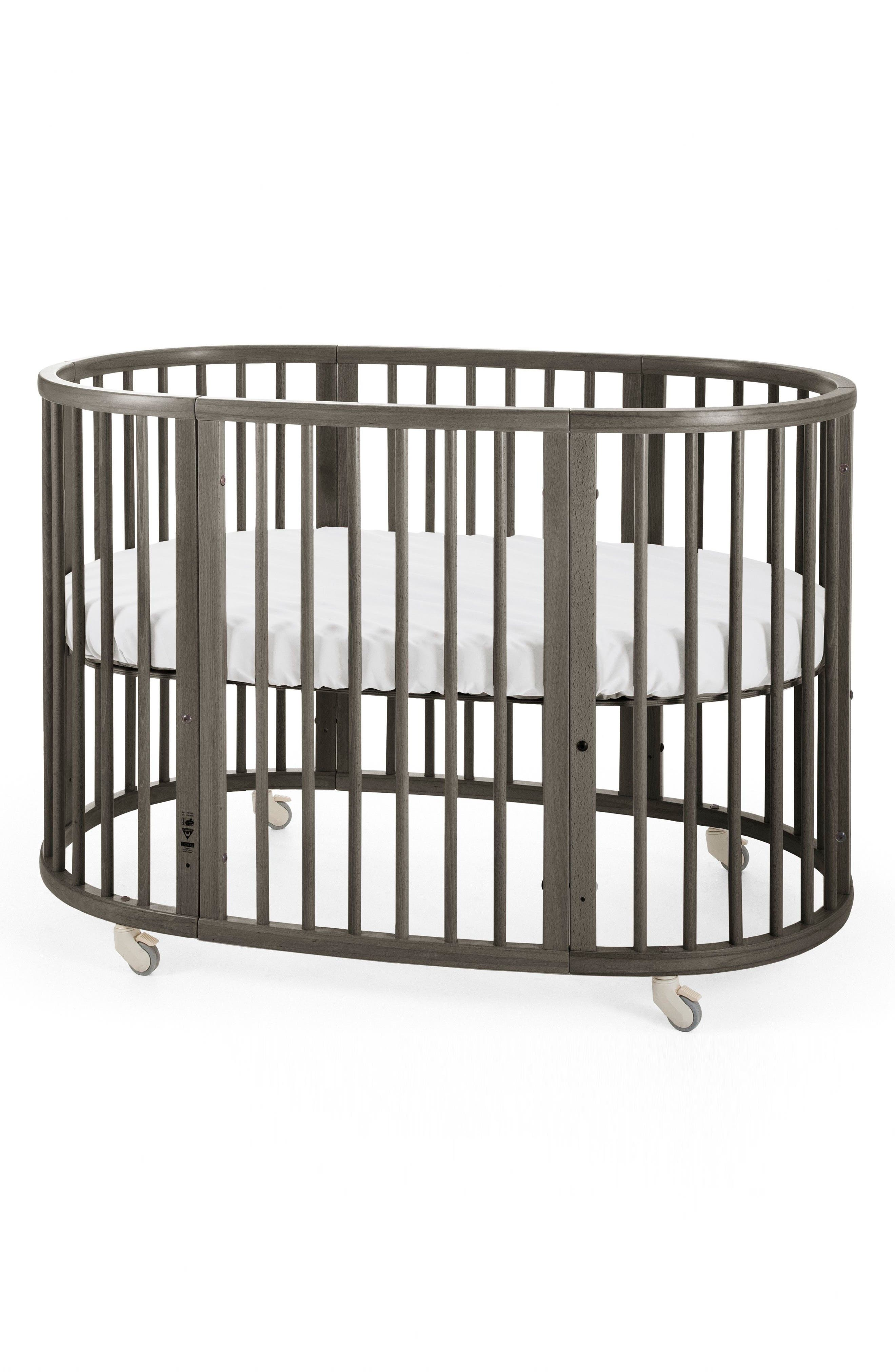 ,                             Convertible Sleepi Crib & Toddler Bed,                             Alternate thumbnail 2, color,                             HAZY GREY