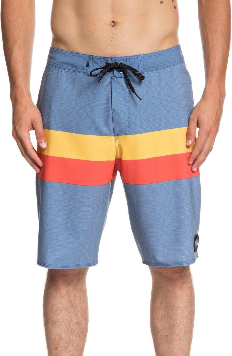QUIKSILVER Highline Seasons Board Shorts, Main, color, 413