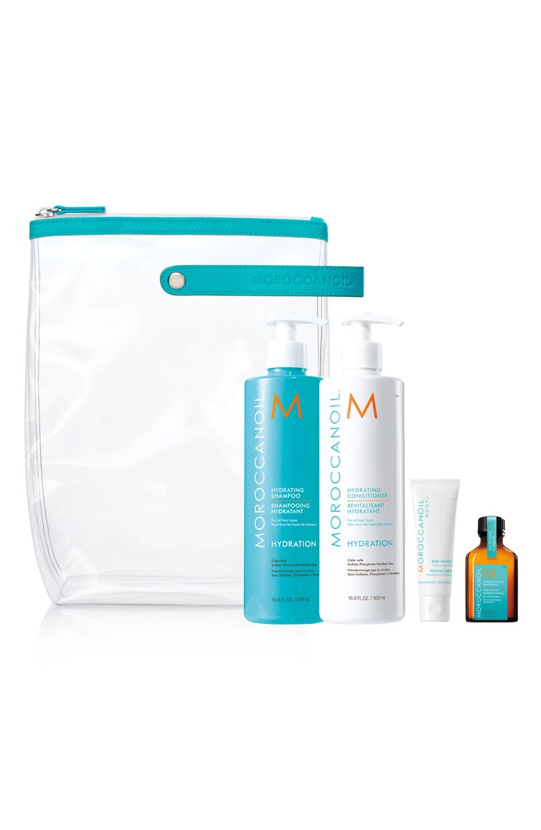 MOROCCANOIL<SUP>®</SUP> The Ultimate Hydration Collection, Main, color, 000