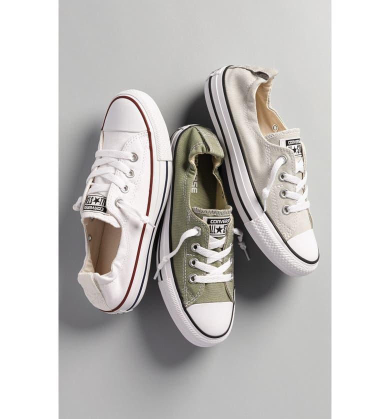 CONVERSE Chuck Taylor<sup>®</sup> Shoreline Sneaker, Main, color, 002