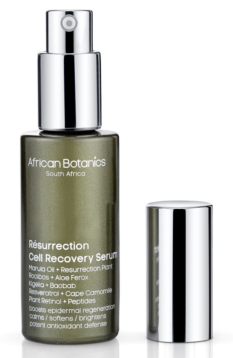 AFRICAN BOTANICS Resurrection Cell Recovery Serum, Main, color, 000