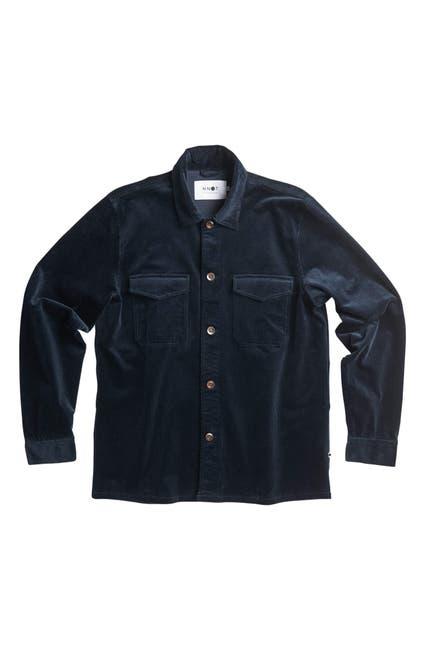Image of NN07 Bernard 1322 Corduroy Hybrid Shirt