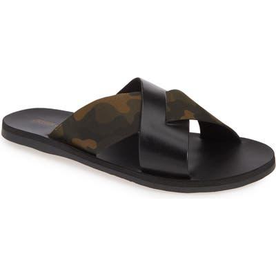 Cycleur De Luxe Nau Slide Sandal, Black