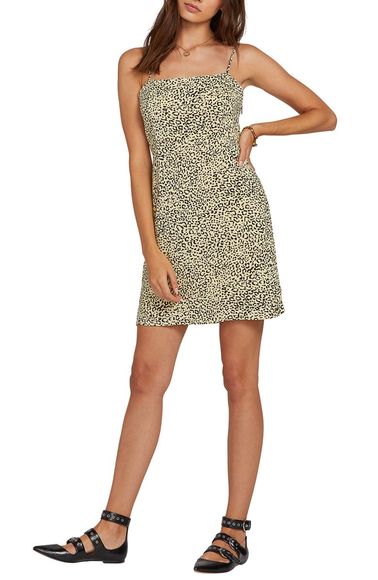 VOLCOM Gen Wow Dress, Main, color, 250