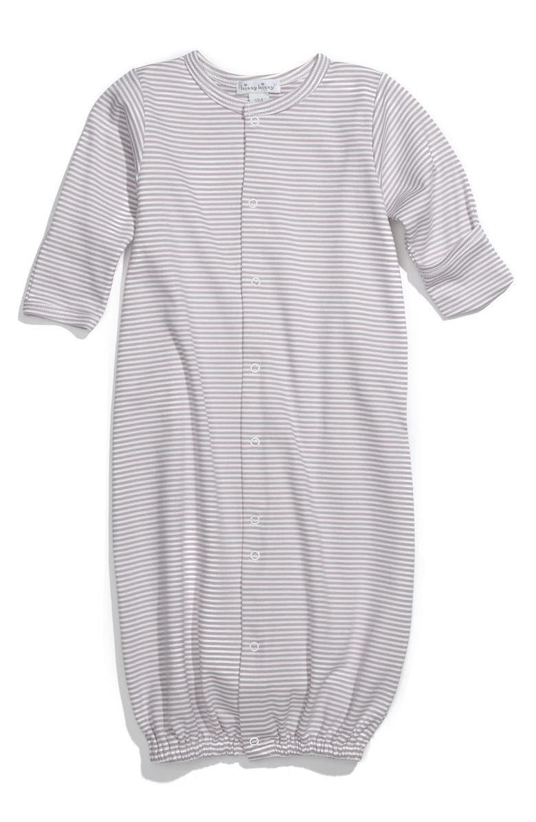 KISSY KISSY Stripe Gown, Main, color, 020