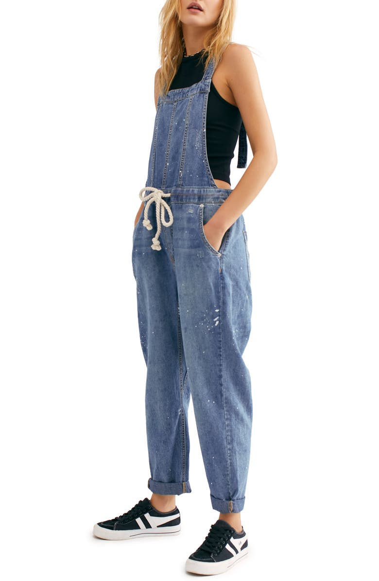 Jackie Overalls by Free People