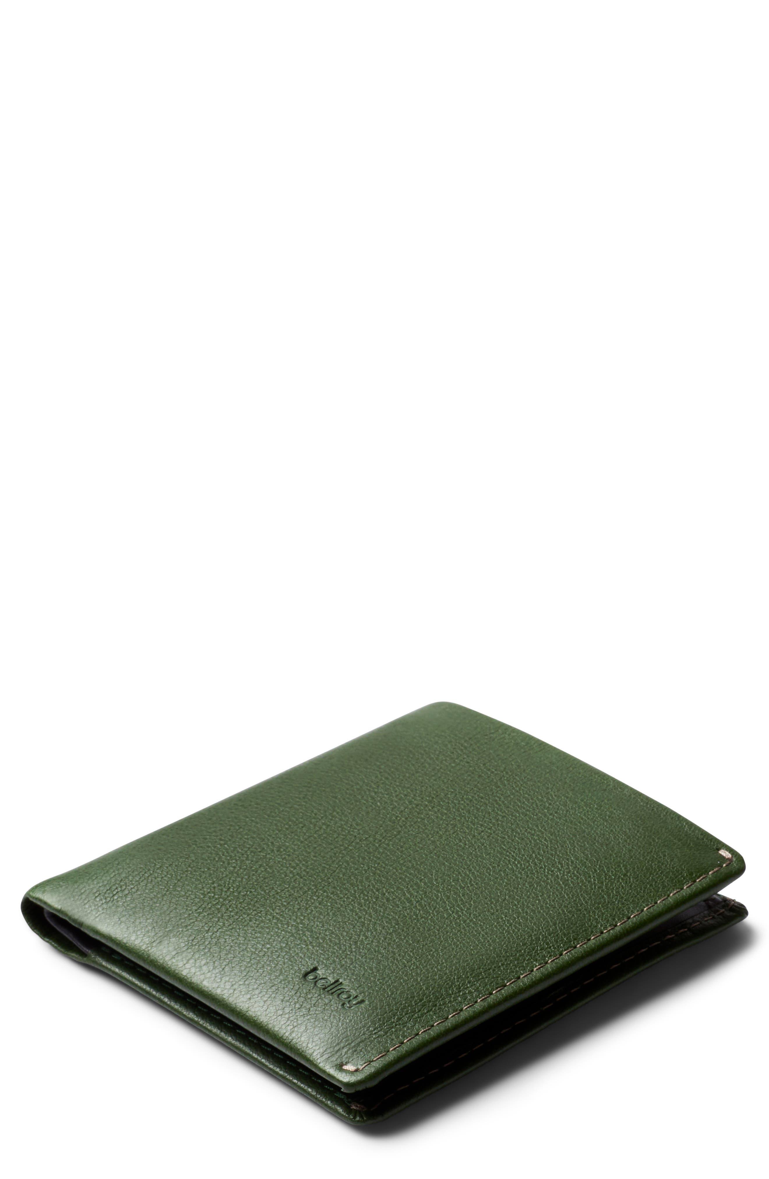 Note Sleeve Rfid Wallet