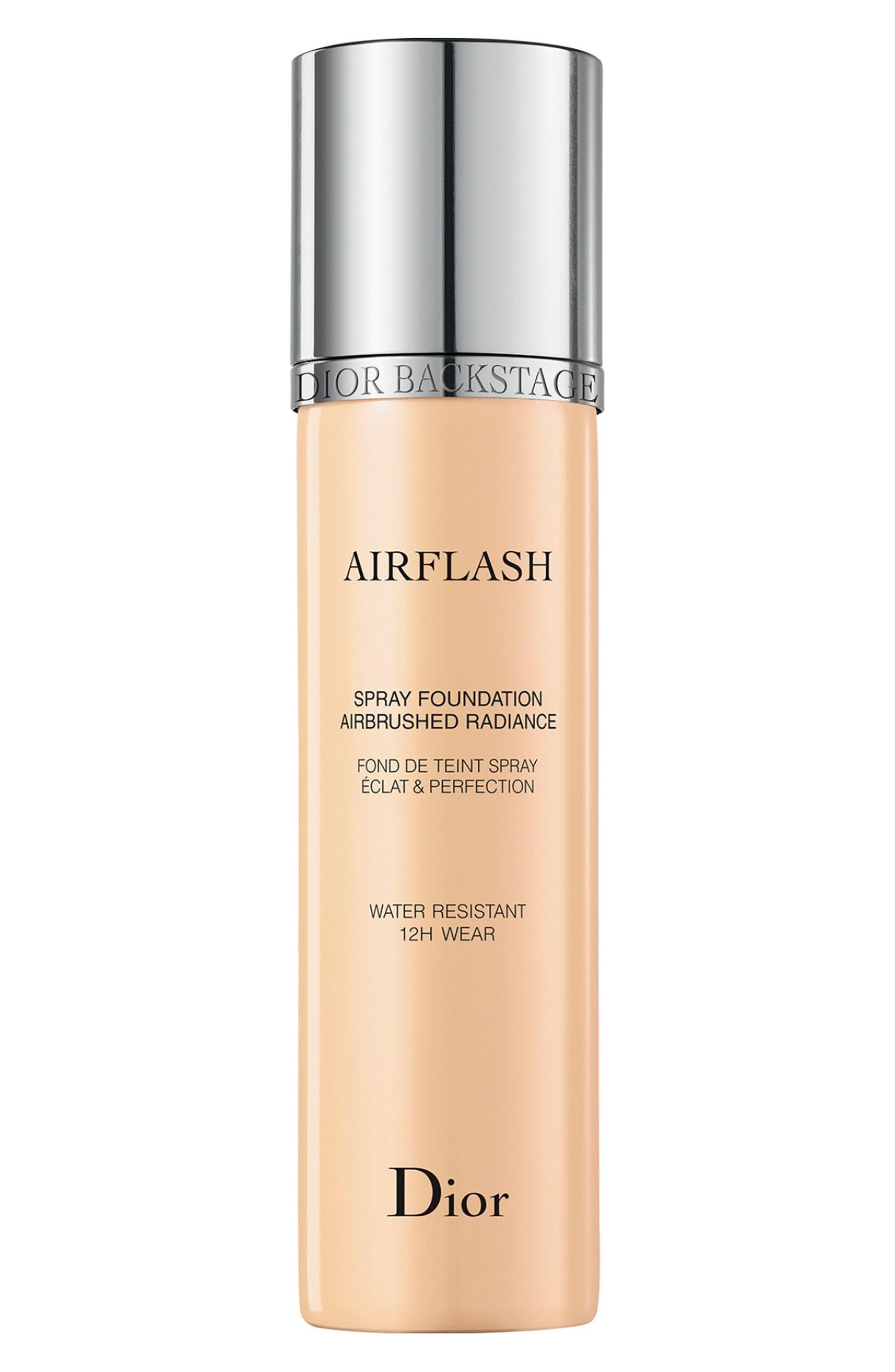 Diorskin Airflash Spray Foundation   Nordstrom