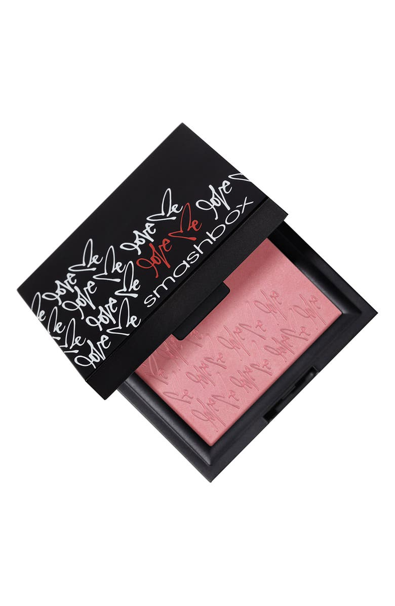 SMASHBOX 'Love Me' Blush, Main, color, 930