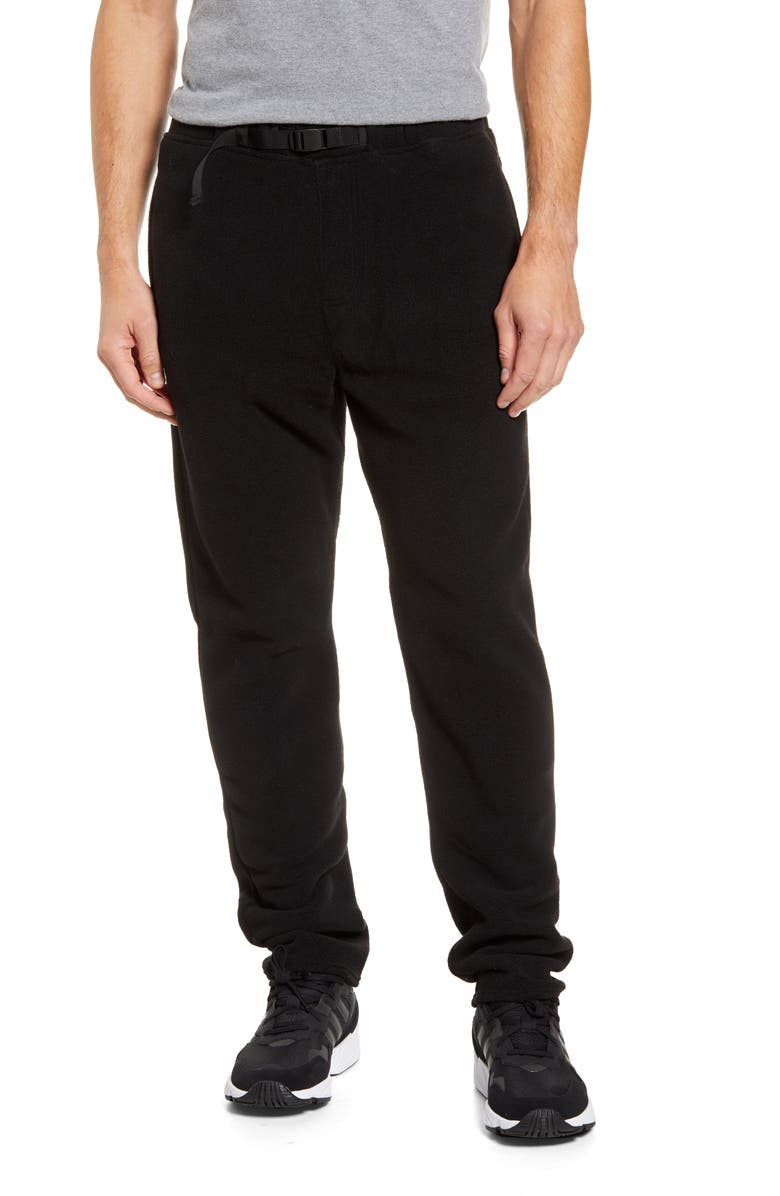 PATAGONIA Synchilla<sup>®</sup> Snap-T<sup>™</sup> Pants, Main, color, BLACK
