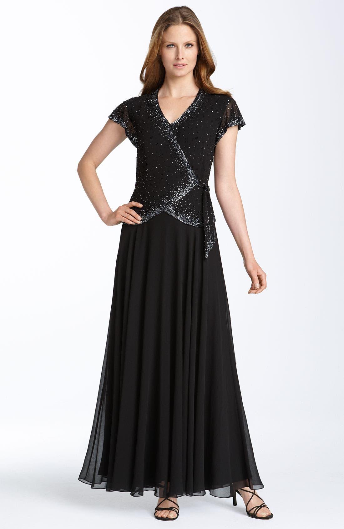 research j kara petite formal dresses