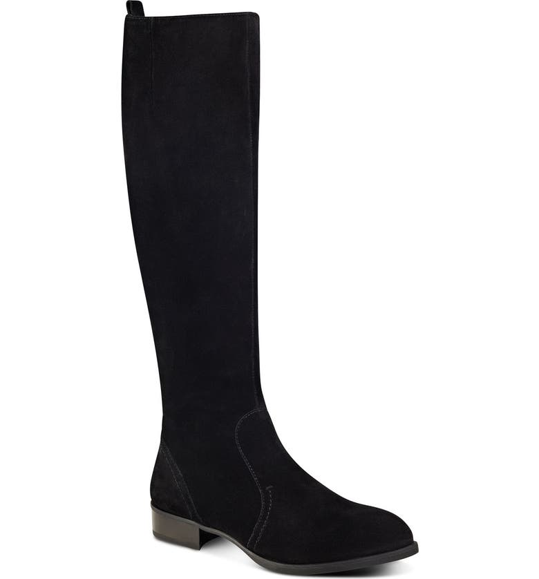 NINE WEST 'Nicolah' Tall Boot, Main, color, 001