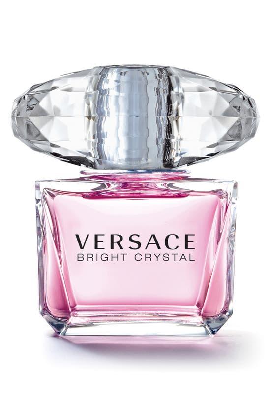 Versace Bright Crystal 6.7 oz/ 198 ml Eau De Toilette Spray