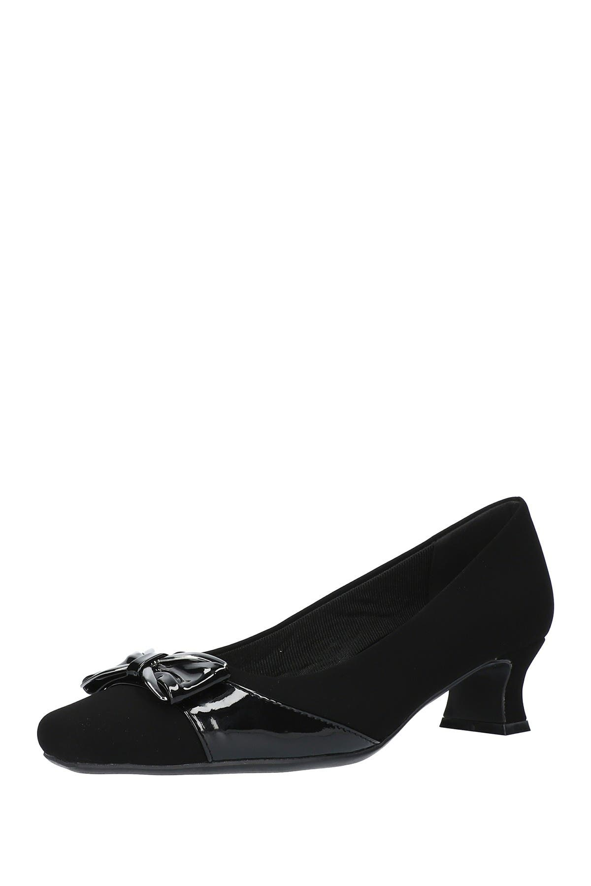 Image of EASY STREET Rejoice Square Toe Pump - Multiple Widths Available