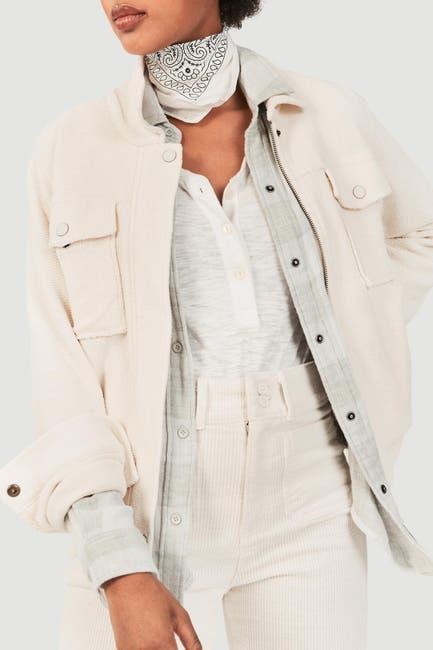 Image of FAHERTY BRAND Rowan Boxy Jacket