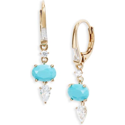 Nadri Gobi Drop Earrings
