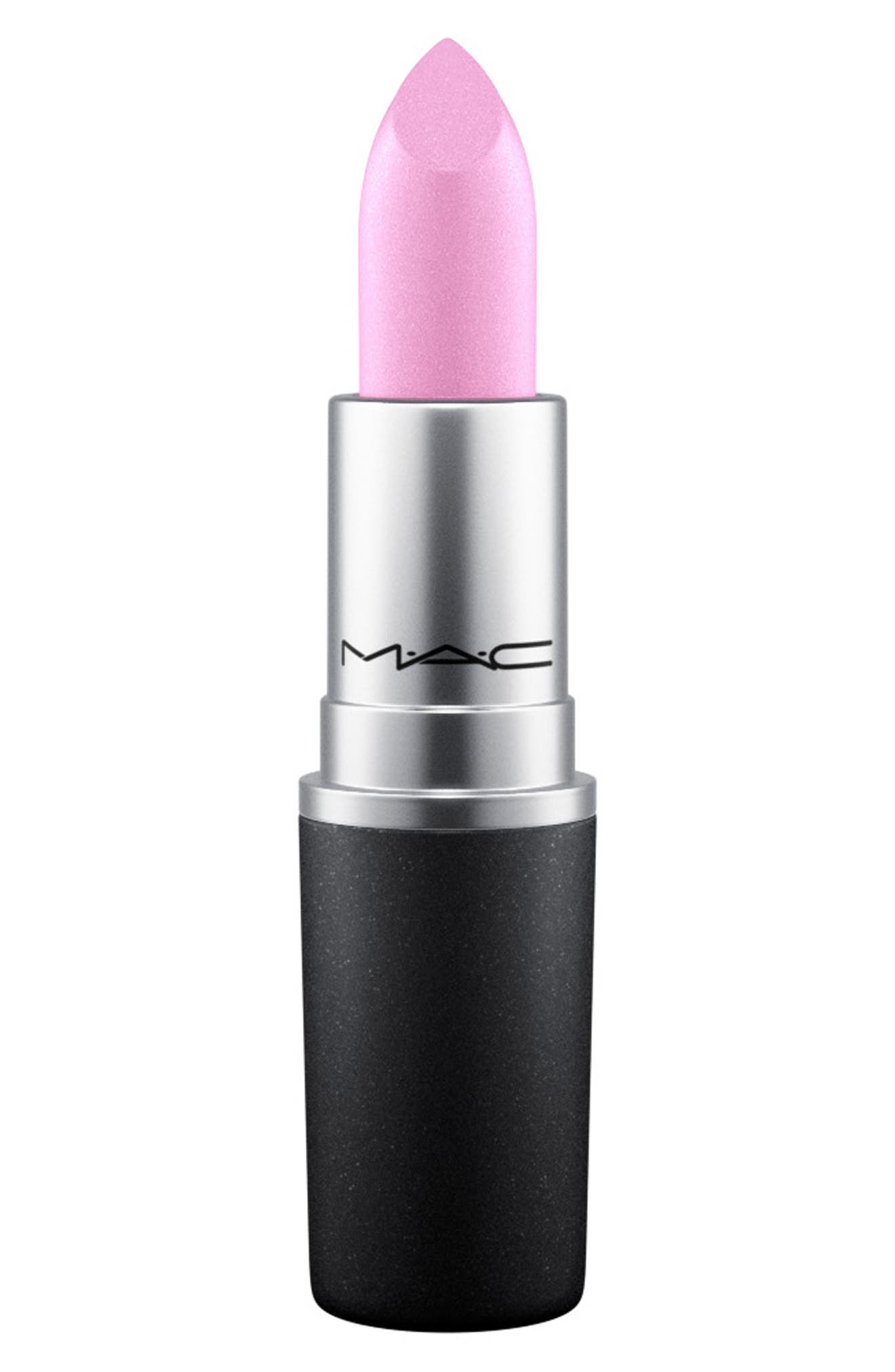 ,                             MAC Strip Down Nude Lipstick,                             Main thumbnail 516, color,                             556