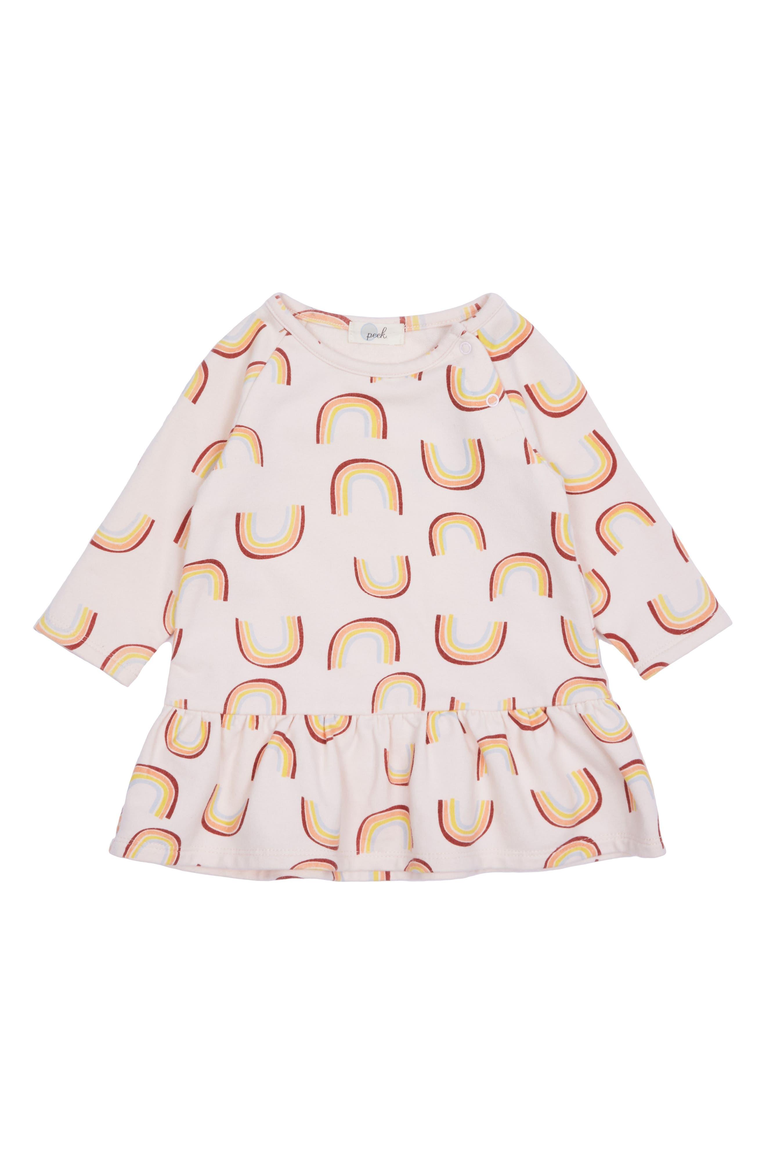 Image of PEEK ESSENTIALS Elliot Rainbow Dress