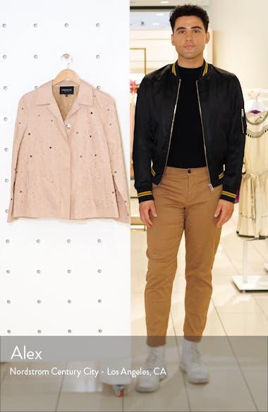 Jaren Embroidered Jacket, sales video thumbnail