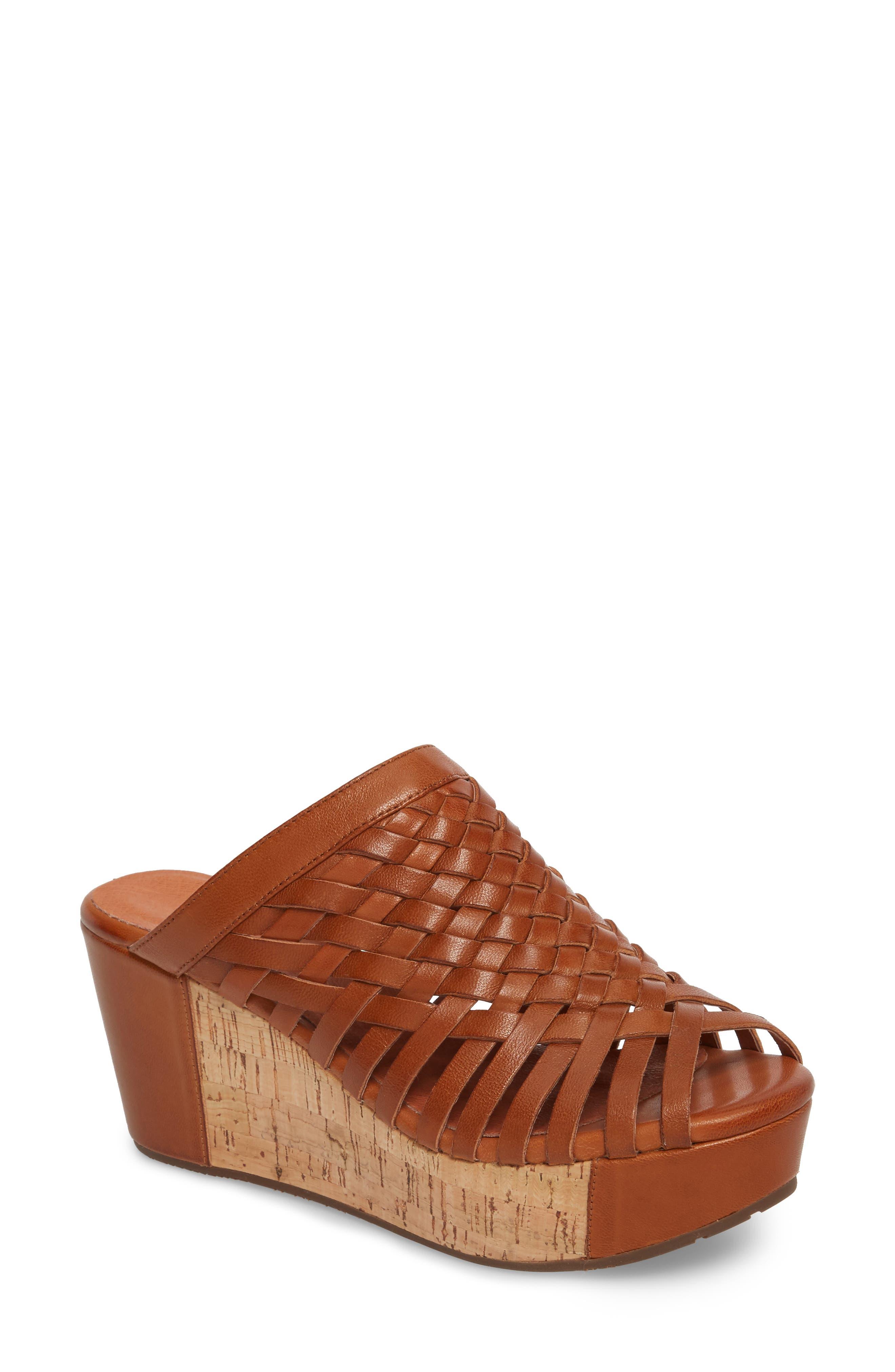 Walda Platform Wedge Sandal
