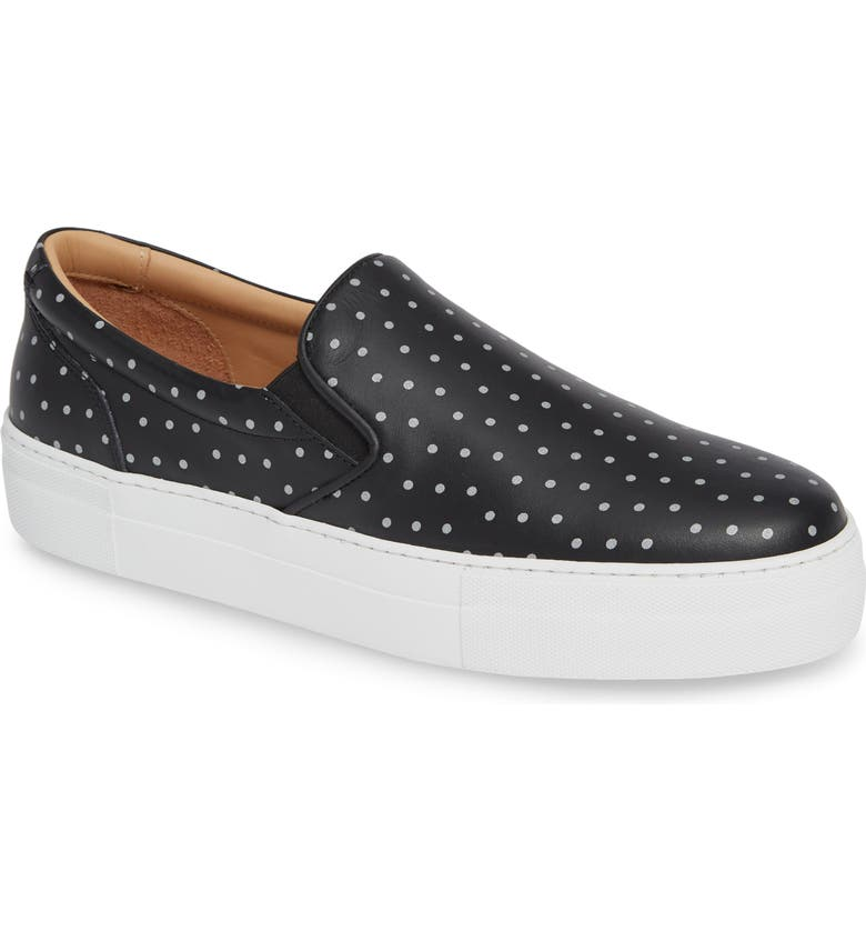 GREATS Nick Wooster x GREATS Slip-On Sneaker, Main, color, 009