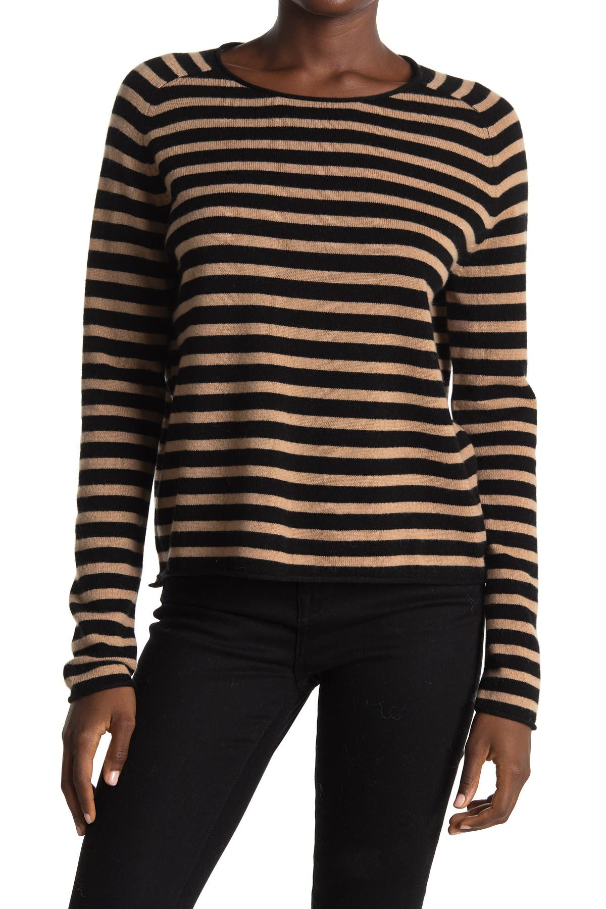 Image of Line Jackie Striped Long Sleeve Shirt