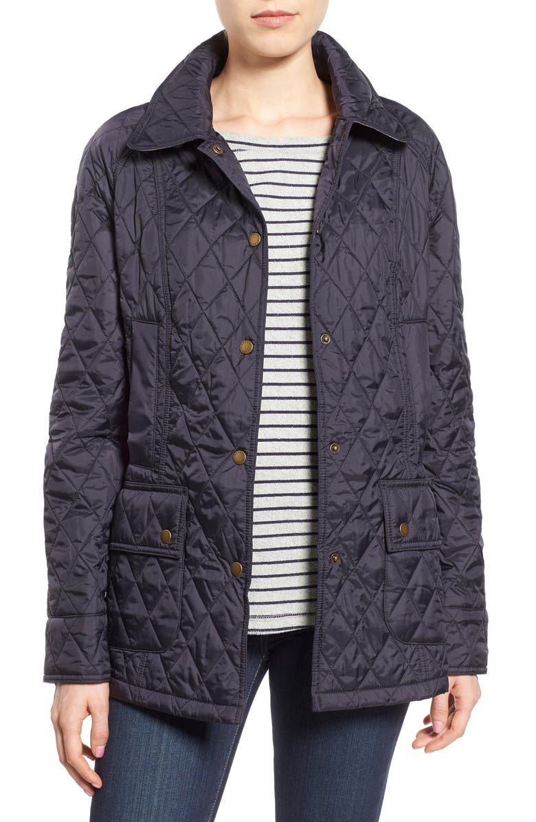 f03fcc3c1 Barbour 'Beadnell - Summer' Quilted Jacket | Nordstrom
