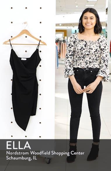 Asymmetrical Body-Con Dress, sales video thumbnail