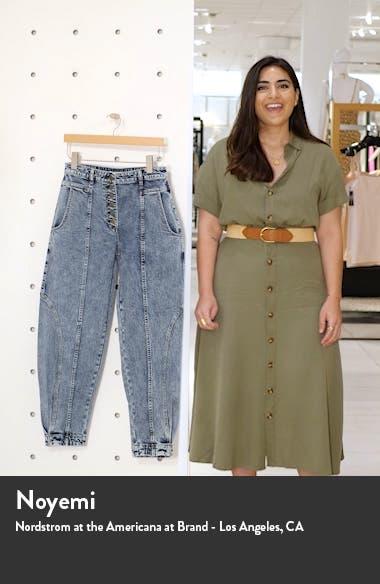 Brodie Taper Ankle Jeans, sales video thumbnail