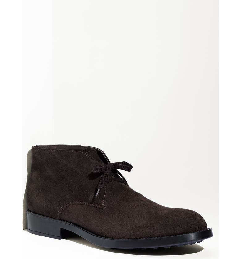 TOD'S 'Esquire Giovane' Chukka Boot, Main, color, 205