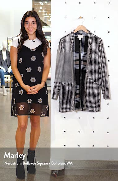 Open Front Knit Jacket, sales video thumbnail