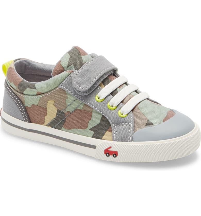 SEE KAI RUN Tanner Sneaker, Main, color, CAMO