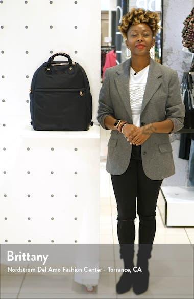 Soho II Nylon Backpack, sales video thumbnail