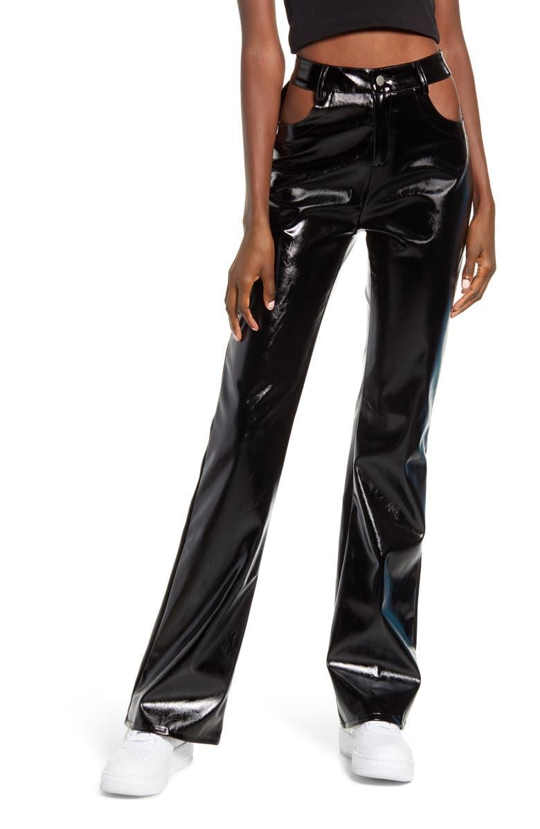 I.AM.GIA Peri Pants, Main, color, BLACK