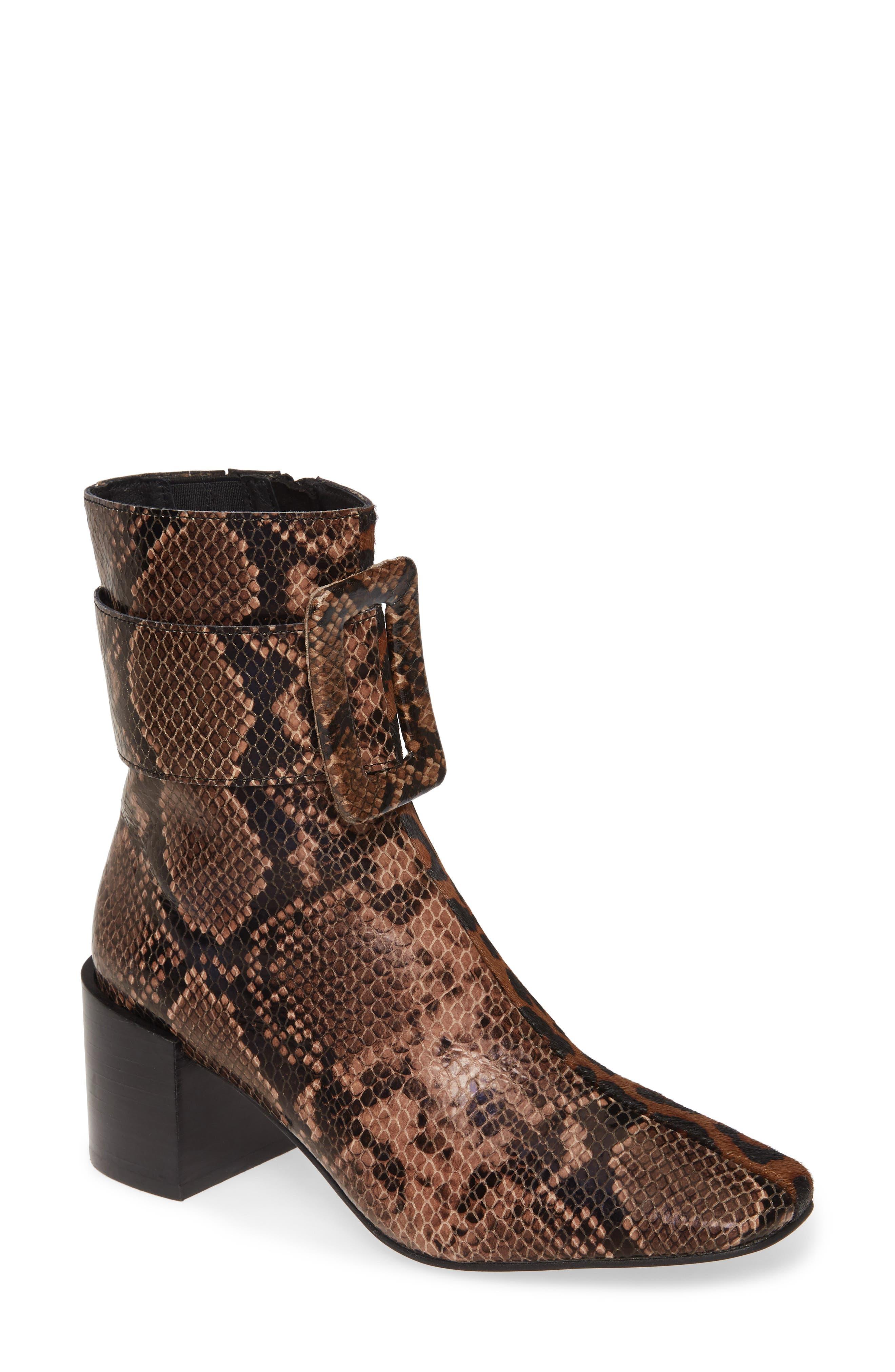 jeffrey campbell leopard booties