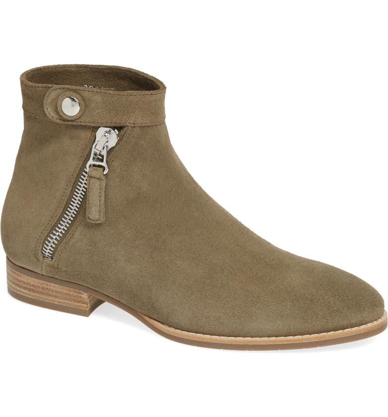 AQUATALIA Rose Suede Boot, Main, color, HERB SUEDE