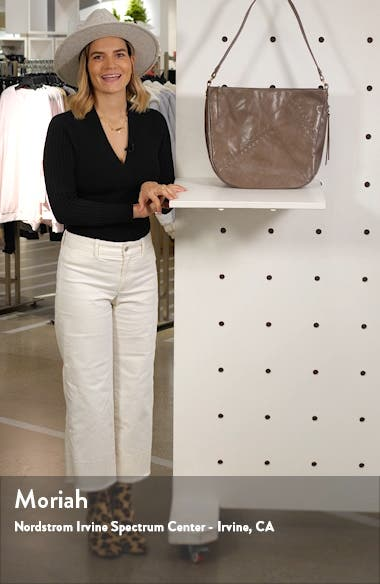 Garner Leather Hobo, sales video thumbnail