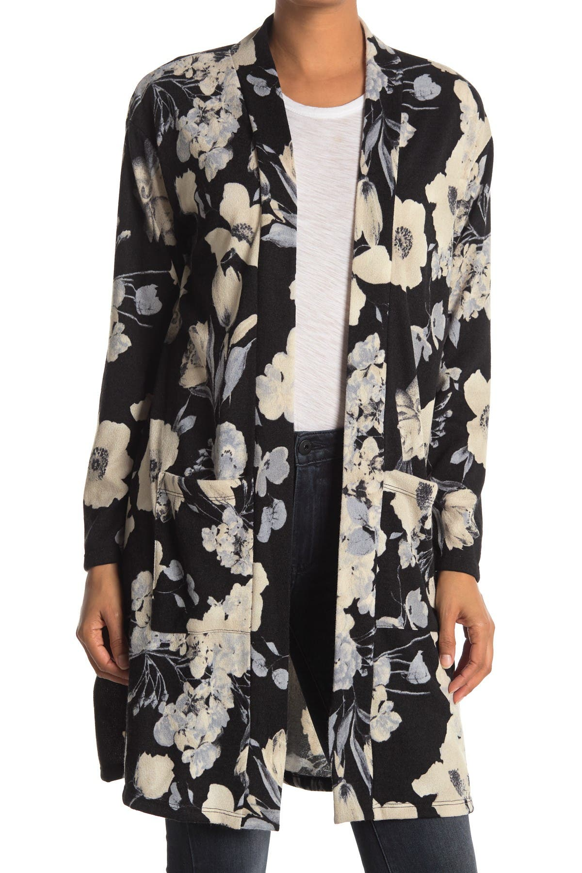 Image of WEST KEI Hachi Floral Cardigan
