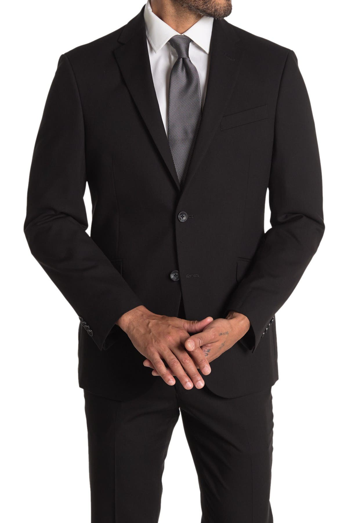 Image of Kenneth Cole Reaction Flex Suit Jacket
