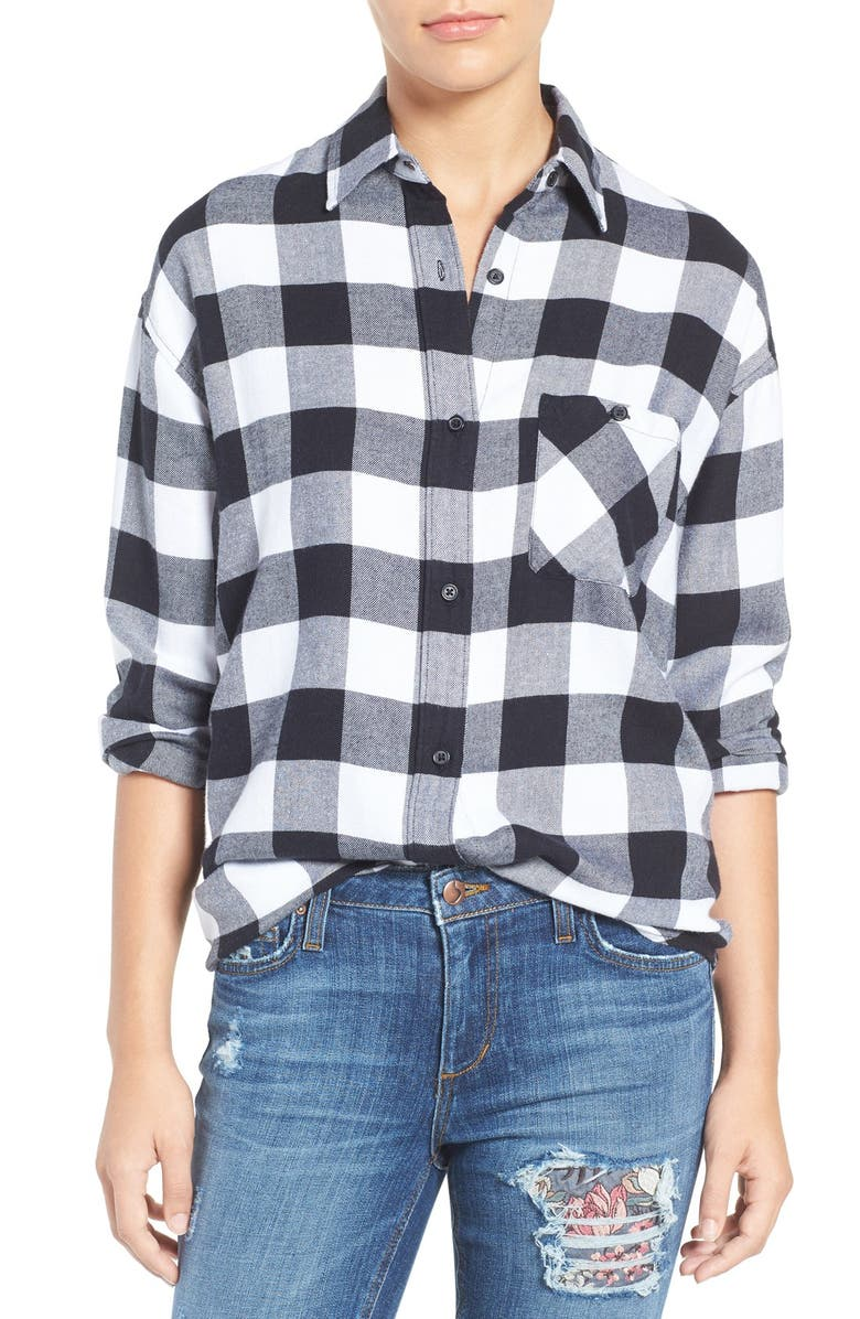 RAILS Jackson Plaid Shirt, Main, color, 142