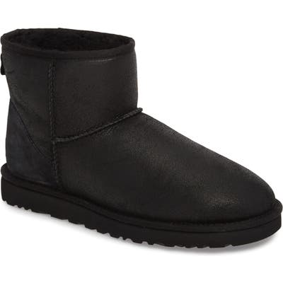 UGG Classic Mini Bomber Boot With Genuine Shearling Or UGGpure(TM) Lining