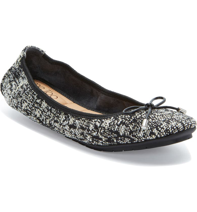 ME TOO 'Halle 2.0' Ballet Flat, Main, color, 012