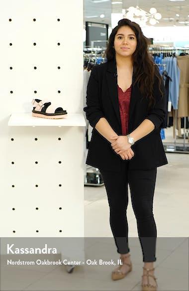 Voss Slingback Platform Sandal, sales video thumbnail