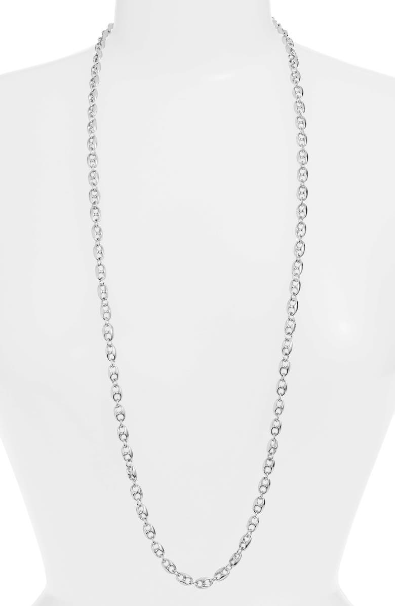 KARINE SULTAN Chain Necklace, Main, color, 040