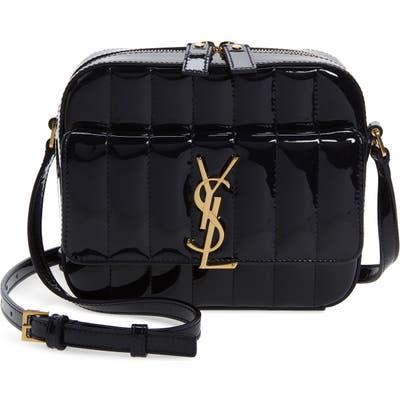 Saint Laurent Vicky Leather Camera Bag -