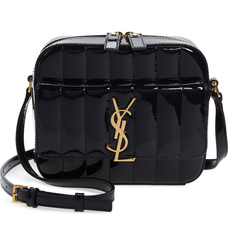 e7bbfb5d6 Saint Laurent Vicky Leather Camera Bag | Nordstrom